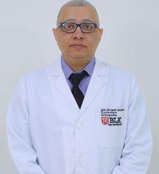 Dr Divesh Gulati